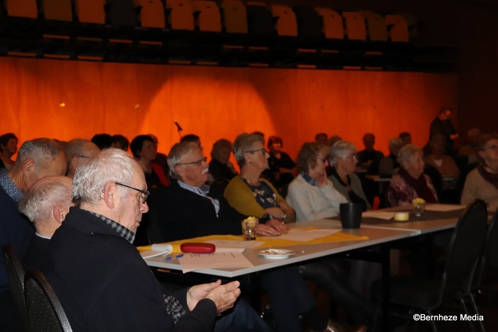 Bernheze - Waarderingsbijeenkomst Vrijwilligers Foto: Heidi Verwijst  © mooibernheze