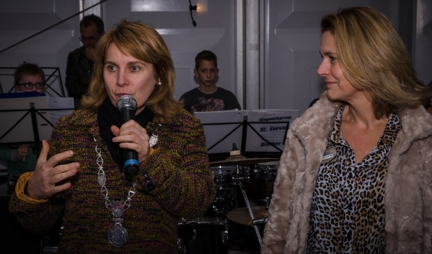 Heeswijk-Dinther - Opening Laverhof on Ice