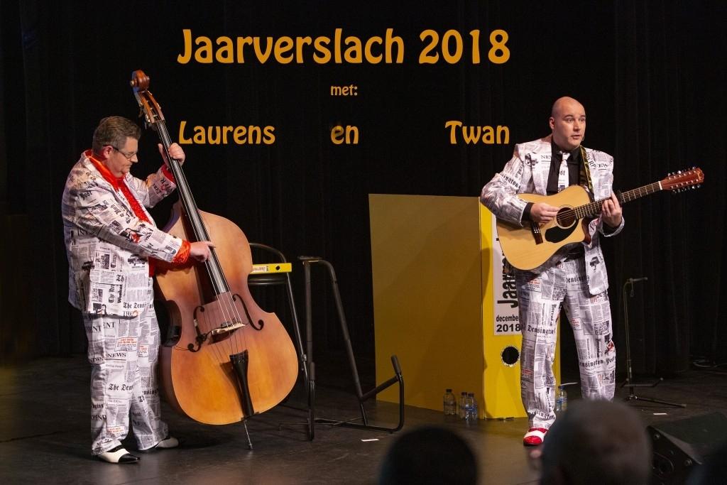 Nistelrode - CC Nesterlé Jaarverslach 2018 Foto: Marcel van der Steen © mooibernheze