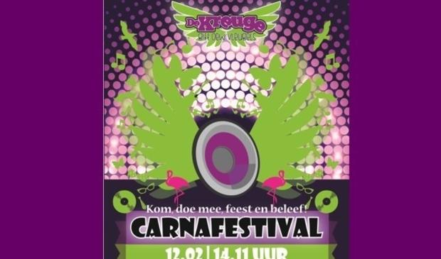 Loosbroek gaat los tijdens Carnafestival
