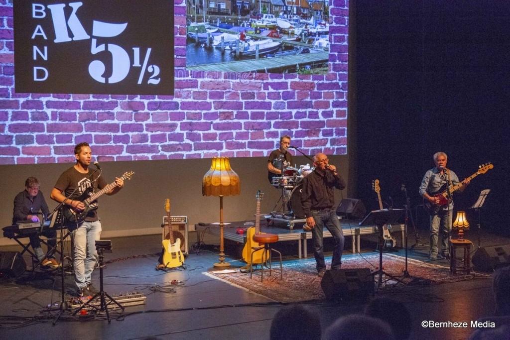 Nistelrode  -   K5½ met gastoptreden Afternoon Delight in CC Nesterlé  Foto: Marcel van der Steen © mooibernheze