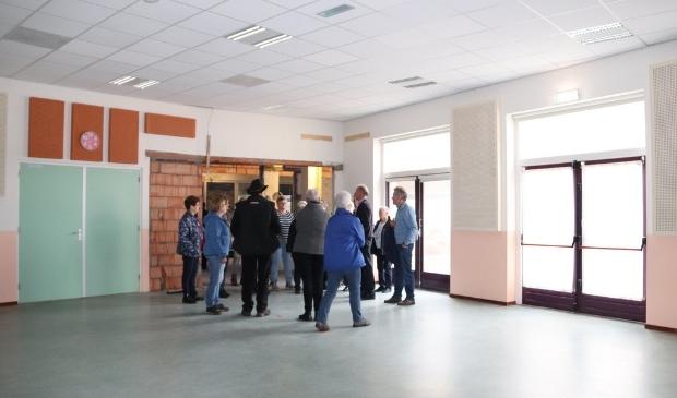Vorstenbosch - Rondleiding bouw MFA Vorstenbosch