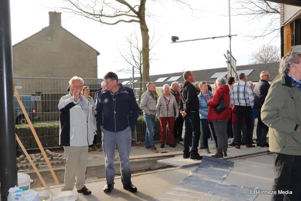 Vorstenbosch - Rondleiding bouw MFA Vorstenbosch Foto: Heidi Verwijst  © mooibernheze