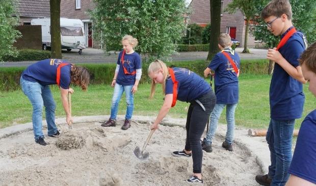 Nistelrode - Jubileumweekend Scouting Nistelrode