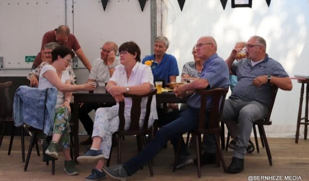 Vorstenbosch - Uitreiking Lintje Harry van Dommelen en viering 60-jarig jubileum
