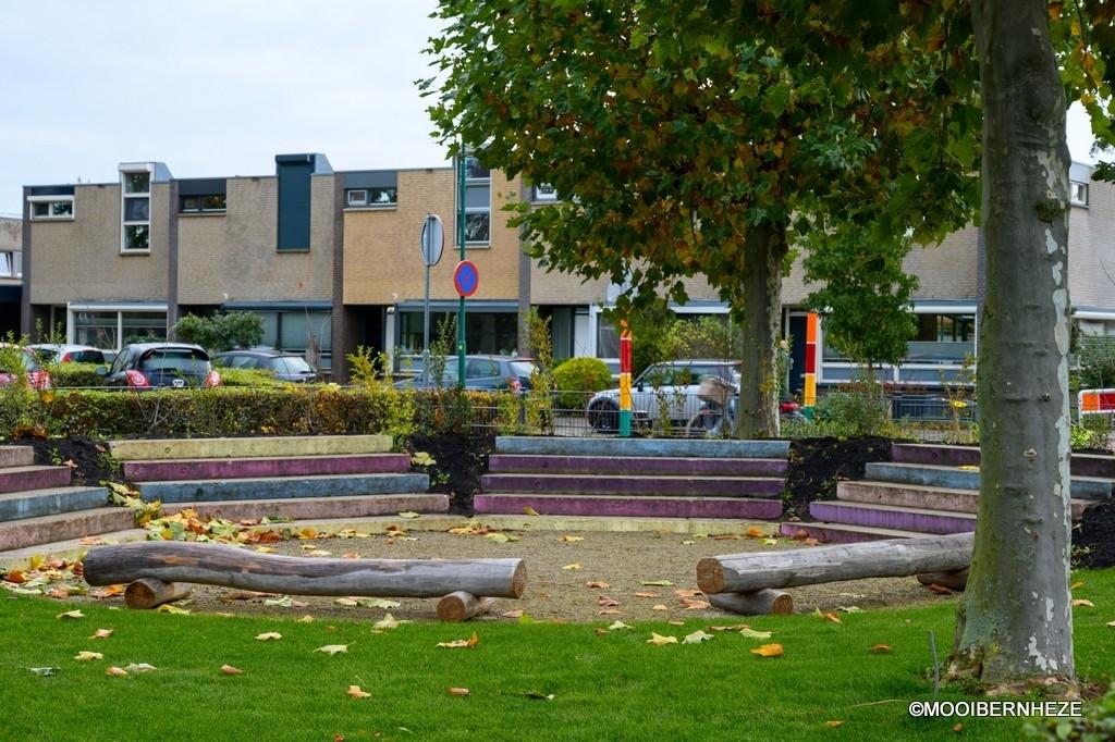 Heeswijk-Dinther -  Opening groen schoolplein BS de Bolderik Foto: Edwin Hendriks  © mooibernheze