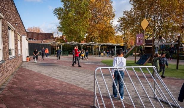 Nistelrode - Opening schoolplein BS 't Maxend