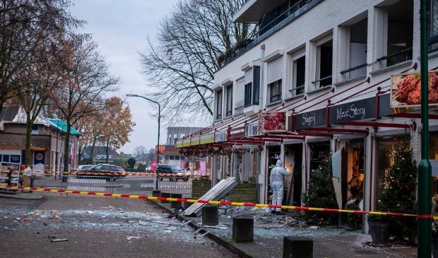 Heeswijk-Dinther - Explosie Poolse Supermarkt