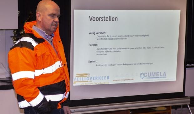 Bernheze - VVN Maasland 'Veilig Omgaan Met Opvallend Landbouwverkeer'