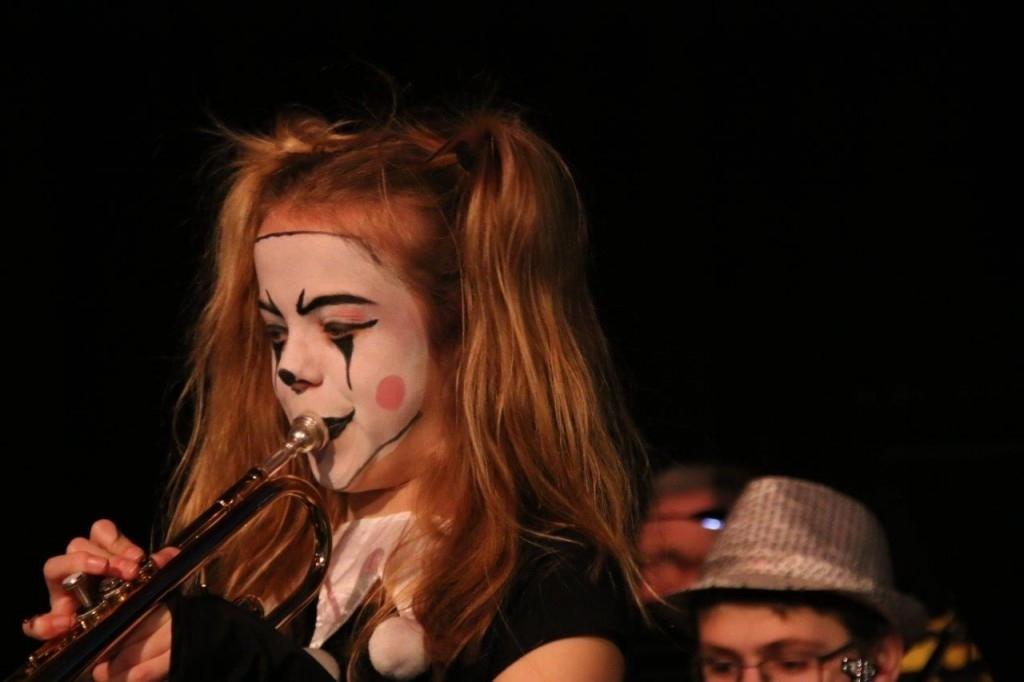 Koninklijke Carnavalsconcert Snevelbokkenland Foto:  © mooibernheze