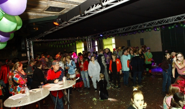 Zandkruiersland - Dinsdag Carnaval