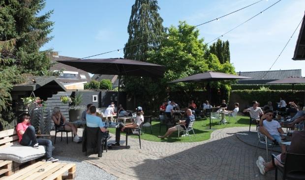 Bernheze - Terrassen weer open