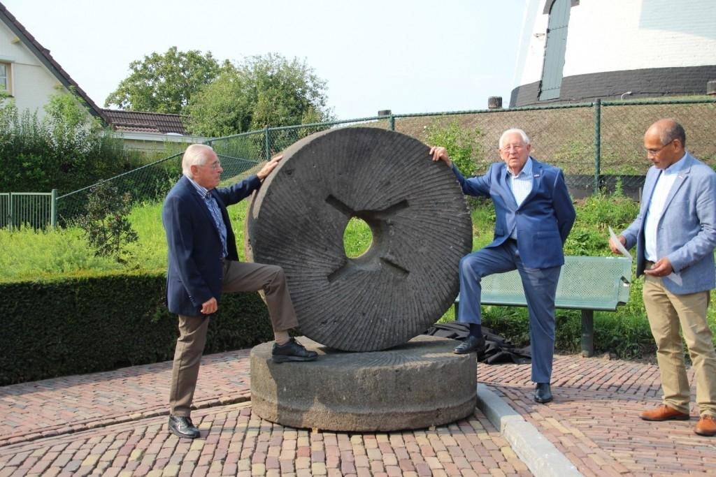 Vorstenbosch - Jan Smolenaers 50 jaar molenaar Foto: Rian van Schijndel © mooibernheze