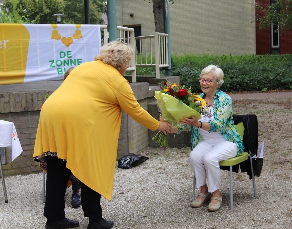 Nistelrode - Jubilarissen Zonnebloem Nistelrode  Foto: Heidi Verwijst  © mooibernheze