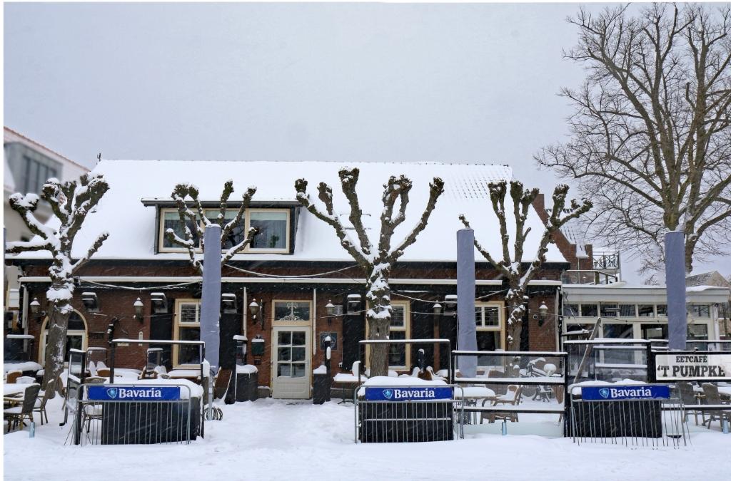 Eetcafé 't Pumpke 2021 Foto: Wim van Tilburg  © mooibernheze