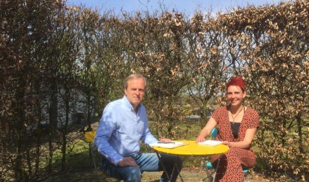 Rob van Herpen en Janneke van Schijndel