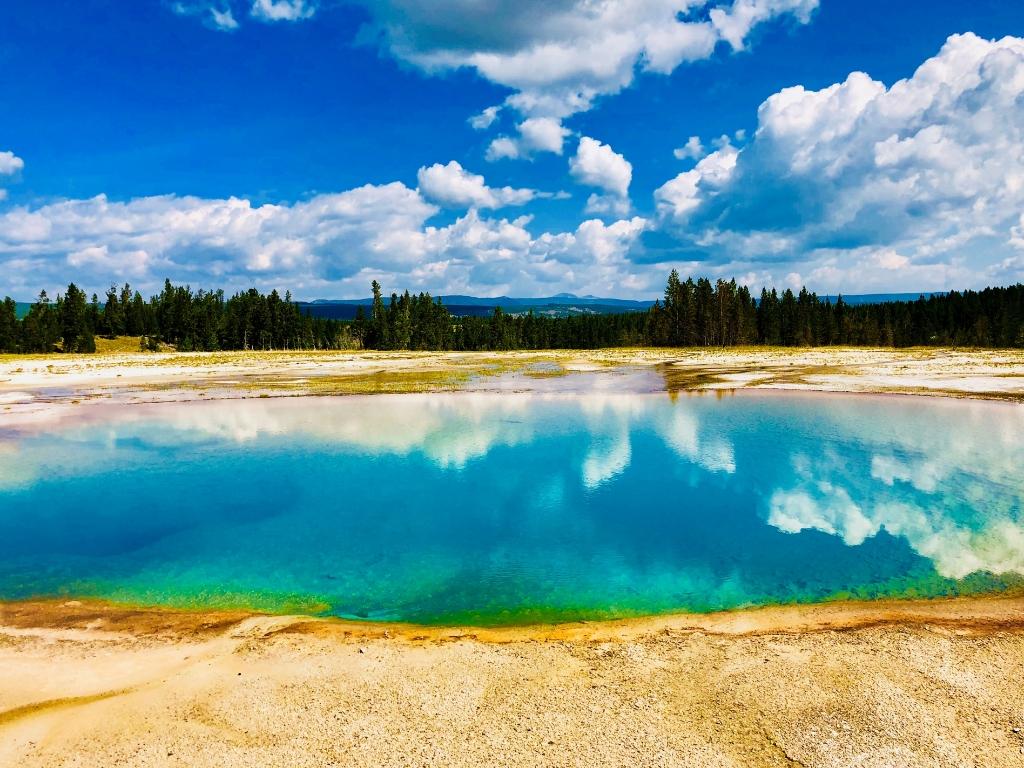 Yellowstone Foto:  © mooibernheze