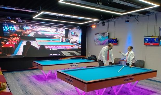 SIS Billiards Experience Center