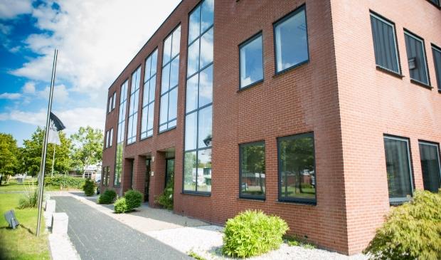 <p>Het kantoor van HEGO aan de Bolderweg in Almere. (Foto: HEGO)</p>