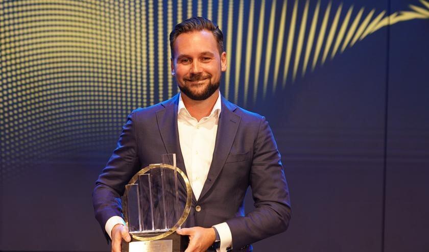 Stijn Nijhuis van Enreach verkozen tot EY ondernemer van het jaar