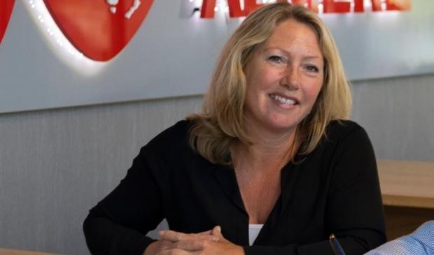 <p>Jolanda Seton nieuwe directeur VBA. (Foto: aangeleverd)</p>
