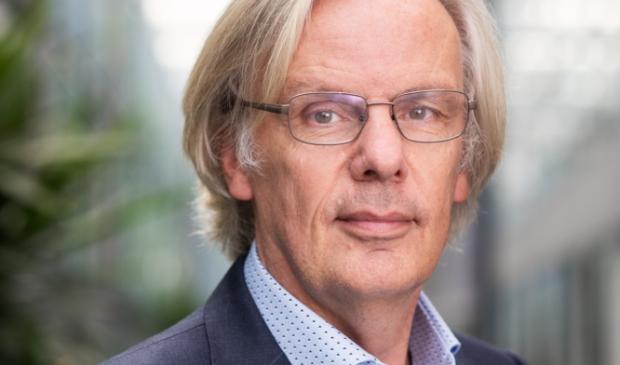 <p>Scheidend ombudsman Arre Zuurmond. (Foto: Roos Trommelen)</p>
