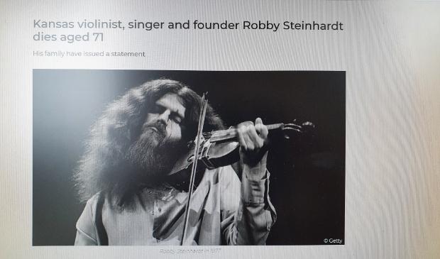 Robby Steinhardt (Foto: website Planetradio)