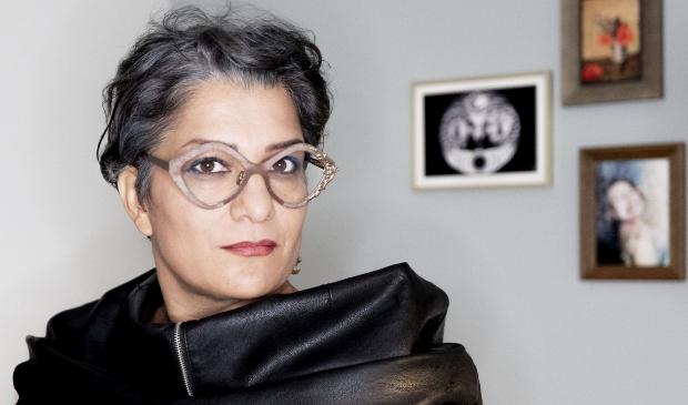 <p>Mona Alikhah. (Foto: Monavid)</p>