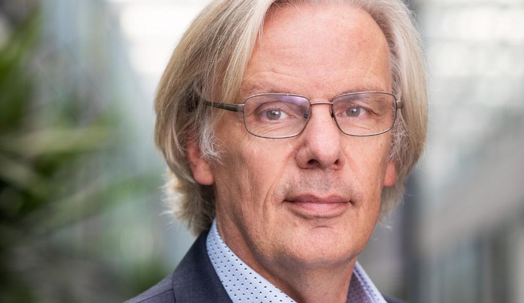 <p>Ombudsman Arre Zuurmond. (Foto: Roos Trommelen)</p>
