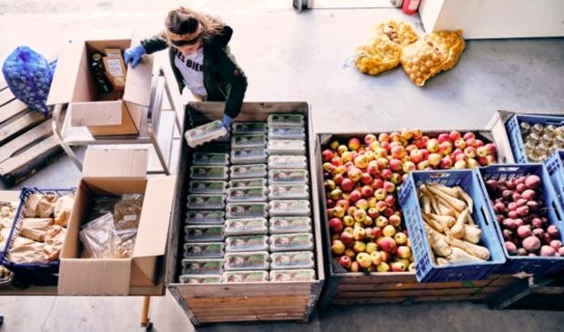 <p>De Flevour Box bestaat uit regionale voedselproducten. (Foto: Flevour Box)</p>