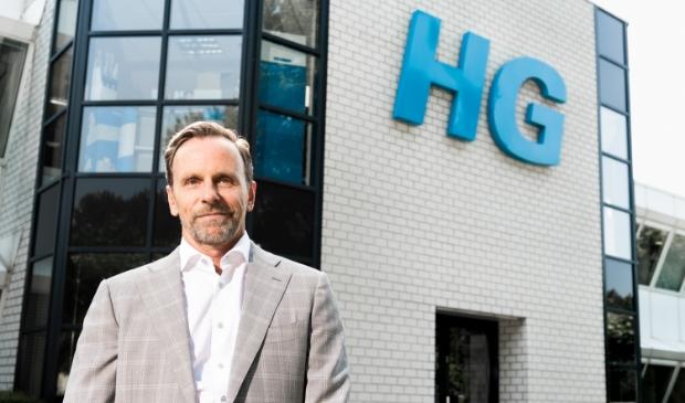 <p>Jeroen Mustert, CEO van HG International. (Foto: aangeleverd)</p>