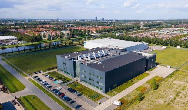 Het NorthC Datacenter Almere (Foto: aangeleverd)