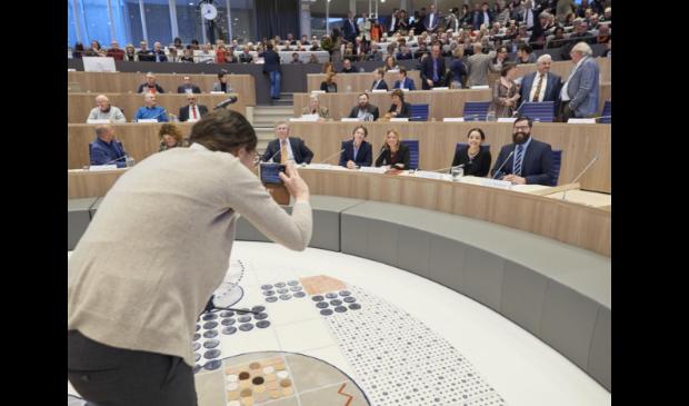 Jaap Steenkamer (Rechts): 'Schaamteloze vertoning' (Archieffoto: aangeleverd)