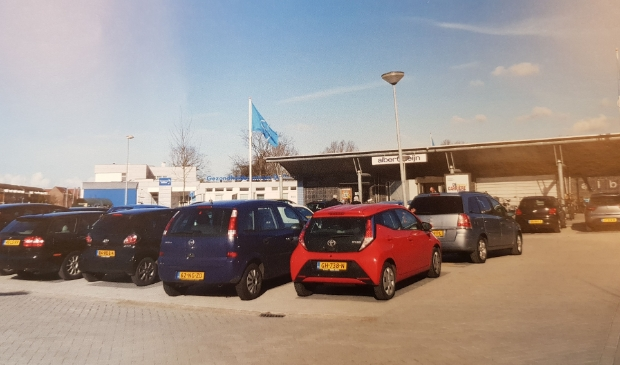 <p>Het &#39;s Hertogenboschplein. (Archieffoto: Almere Zaken)</p>
