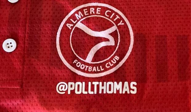 <p>(Foto: Almere City FC PR)</p>