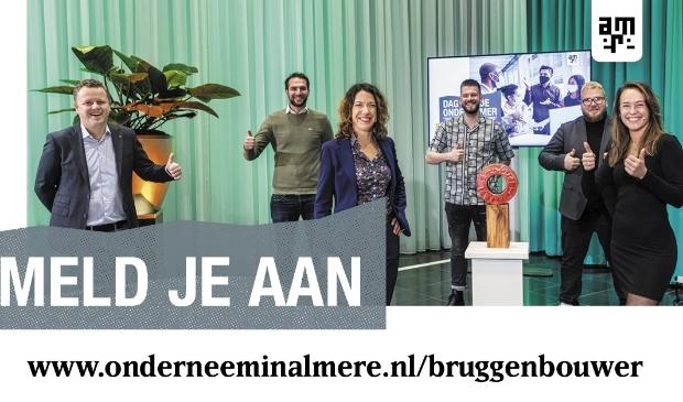 Aanmelden is vanaf nu mogelijk, (Foto: gemeente Almere)