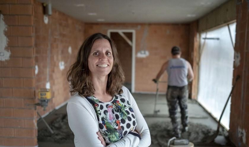 """NOA-lid Marcia Donkers: """"Mijn vloeren zijn altijd super strak, maar een beetje hulp bij andere ondernemerszaken kan ik wel gebruiken."""