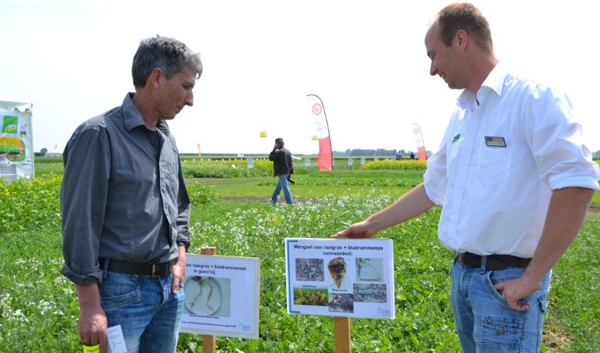 CZAV geeft boeren advies.