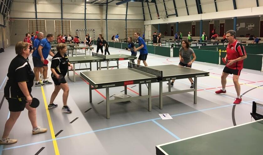 <p>Veel sportiviteit en gezelligheid in de Drieschaar</p>