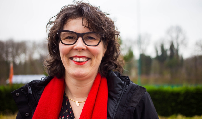 Wendy de Koning-Bogers van PvdA Woensdrecht.
