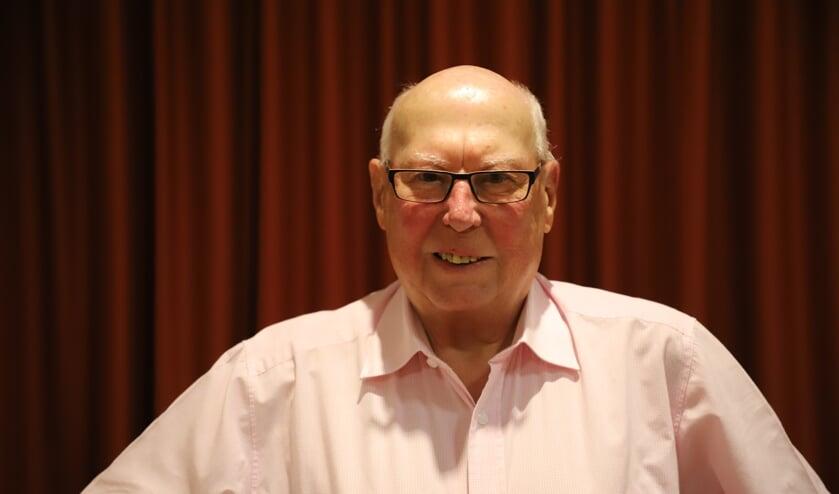 Wim Stassen voelde zich via de Dorpsraad verbonden met de Halsterse gemeenschap.