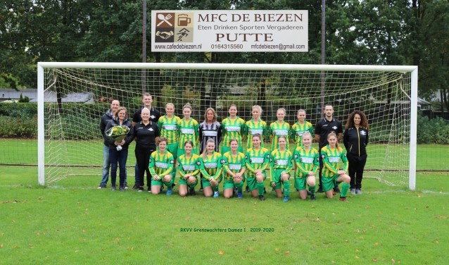 Grenswachters dames 1 Foto: Grenswachters dames 1 © Minerve Pers