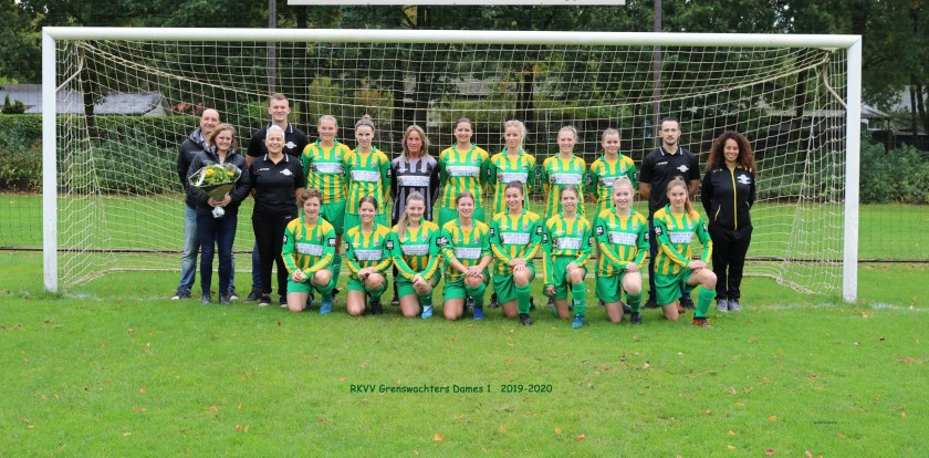 Grenswachters dames 1