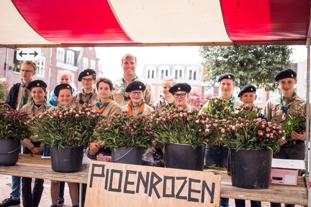 Scouting Hoogerheide  © Minerve Pers