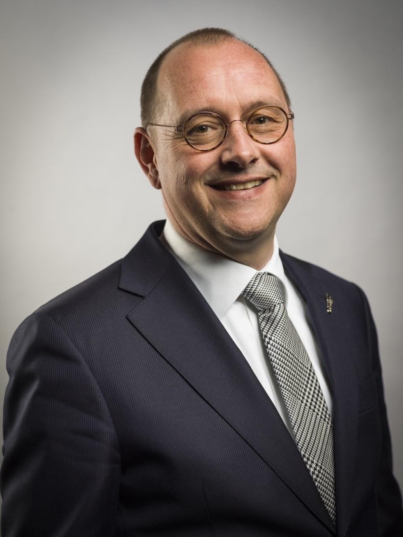 Arjan van der Weegen zal zijn taken als wethouder niet meer oppakken.   © Minerve Pers