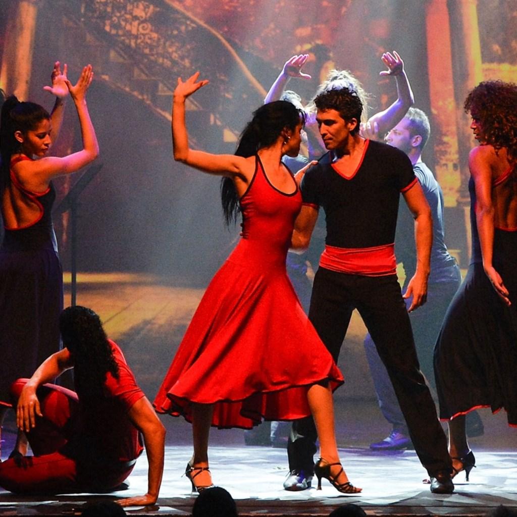 Dirty Dancing op zijn Cubaans Foto:  © Minerve Pers