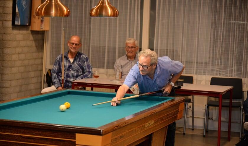 De leden zijn momenteel tussen de 65 en de 92 jaar oud.