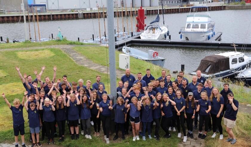 1st Cuddington (Warspite) Sea Scouts