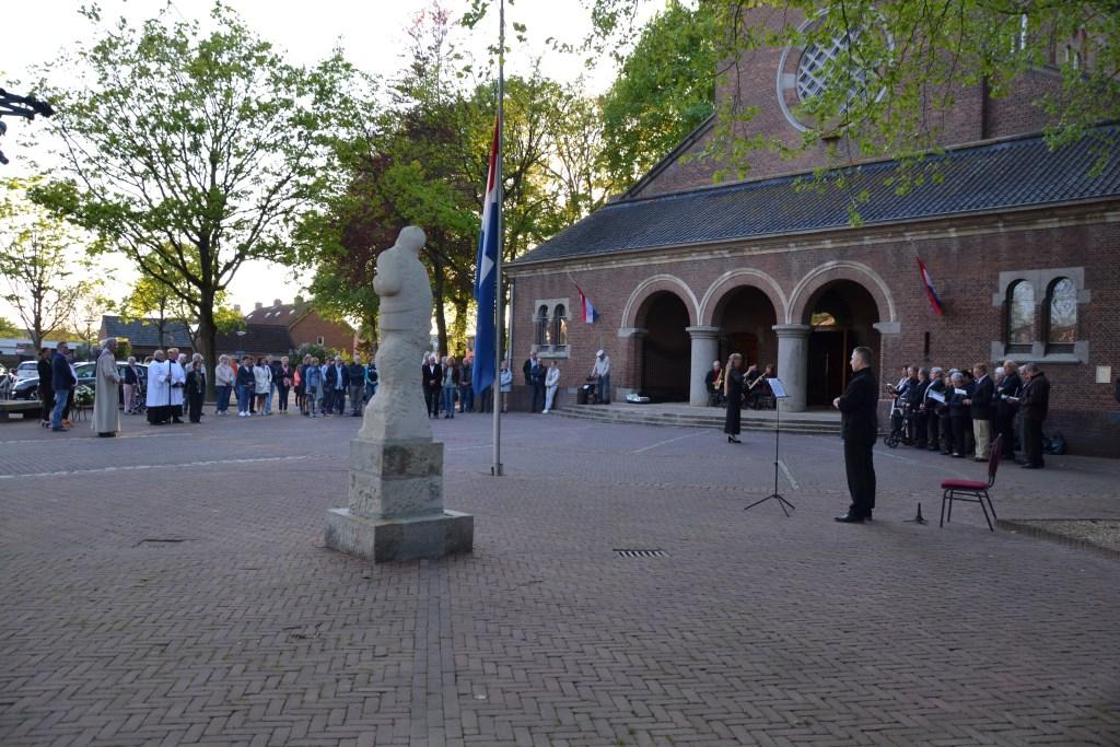 Monument gevallenen Lepelstraat.  © Minerve Pers