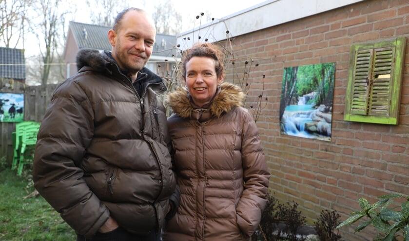 Dirk Janssens en Cocky Nuchelmans uit Halsteren organiseren bewustmakende lezingen en studiegroepen uit liefde voor de natuur.